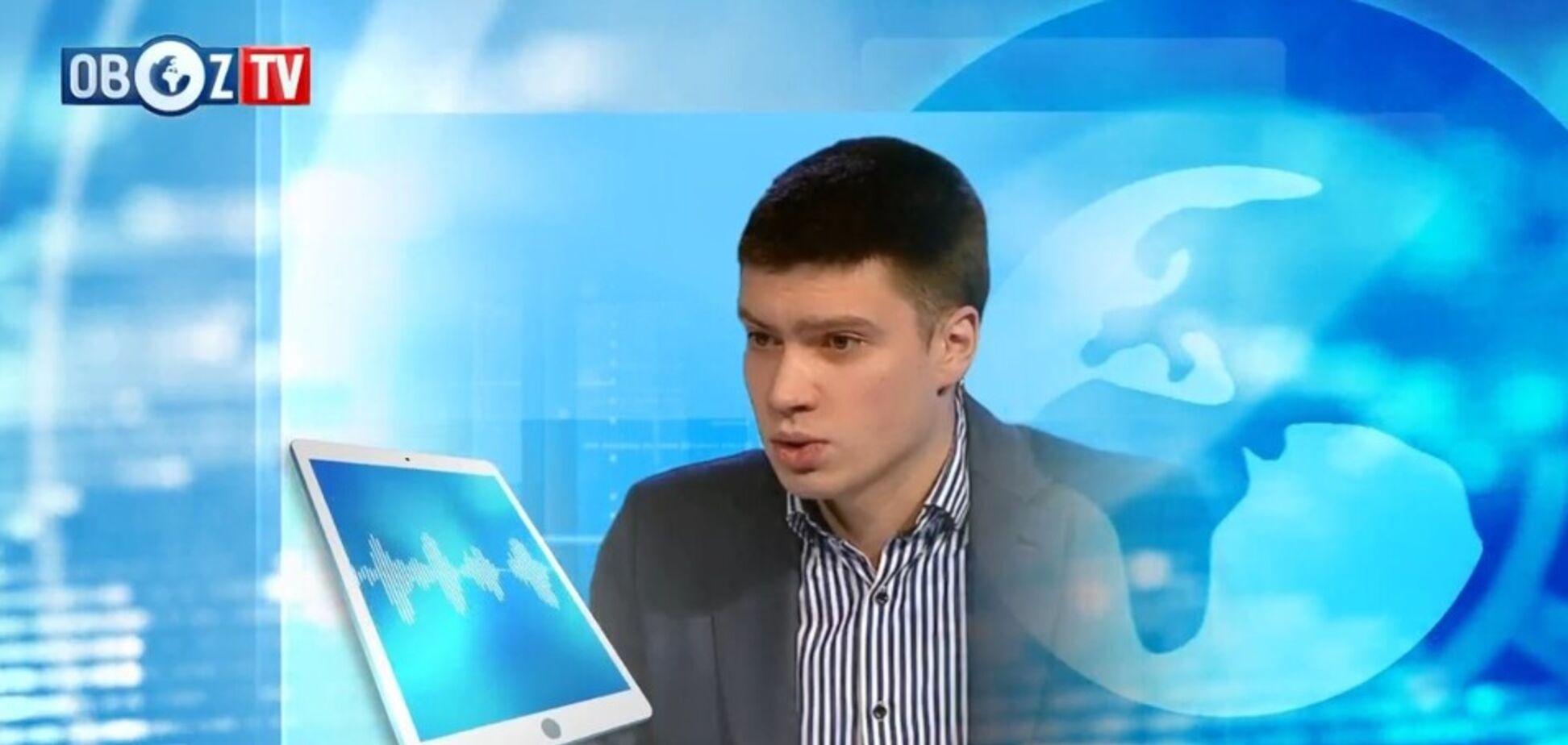 Фанат Путина в комитете по национальной безопасности: комментарии юриста