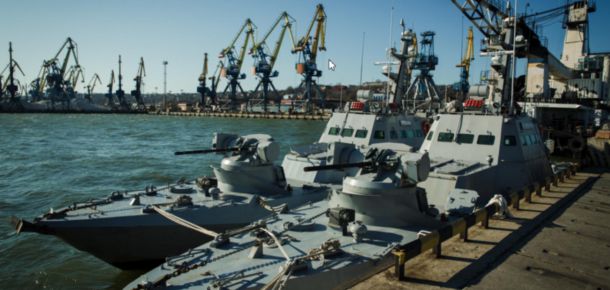 'Контролируйте гаденышей!' Украинский катер закошмарил россиян в Азовском море