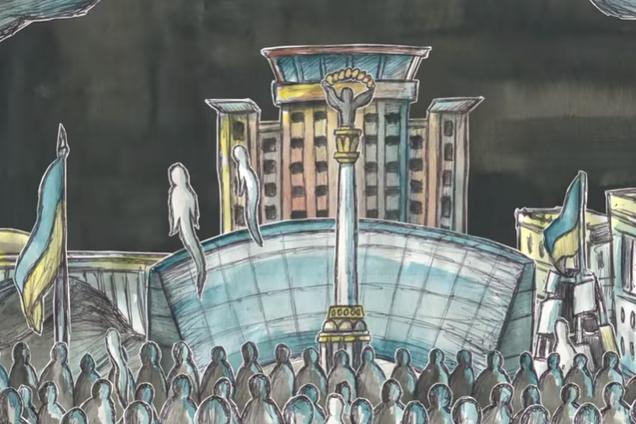 Кадр из клипа ТНМК