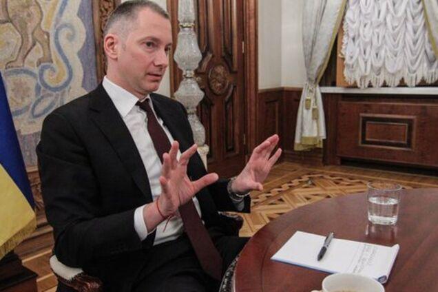 Дело Гриценко: у Ложкина отреагировали