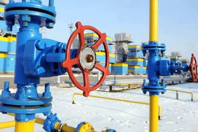Транзит газа из России