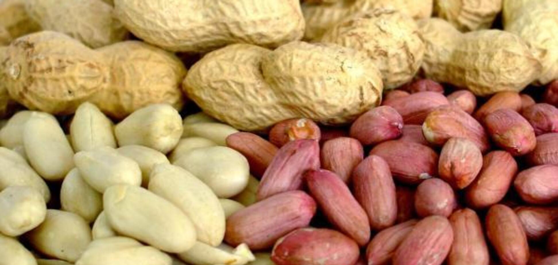 Полезные и опасные свойства арахиса