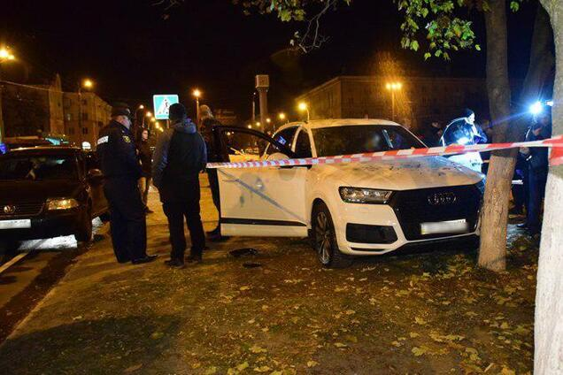 Вбивство бізнесмена в Маріуполі