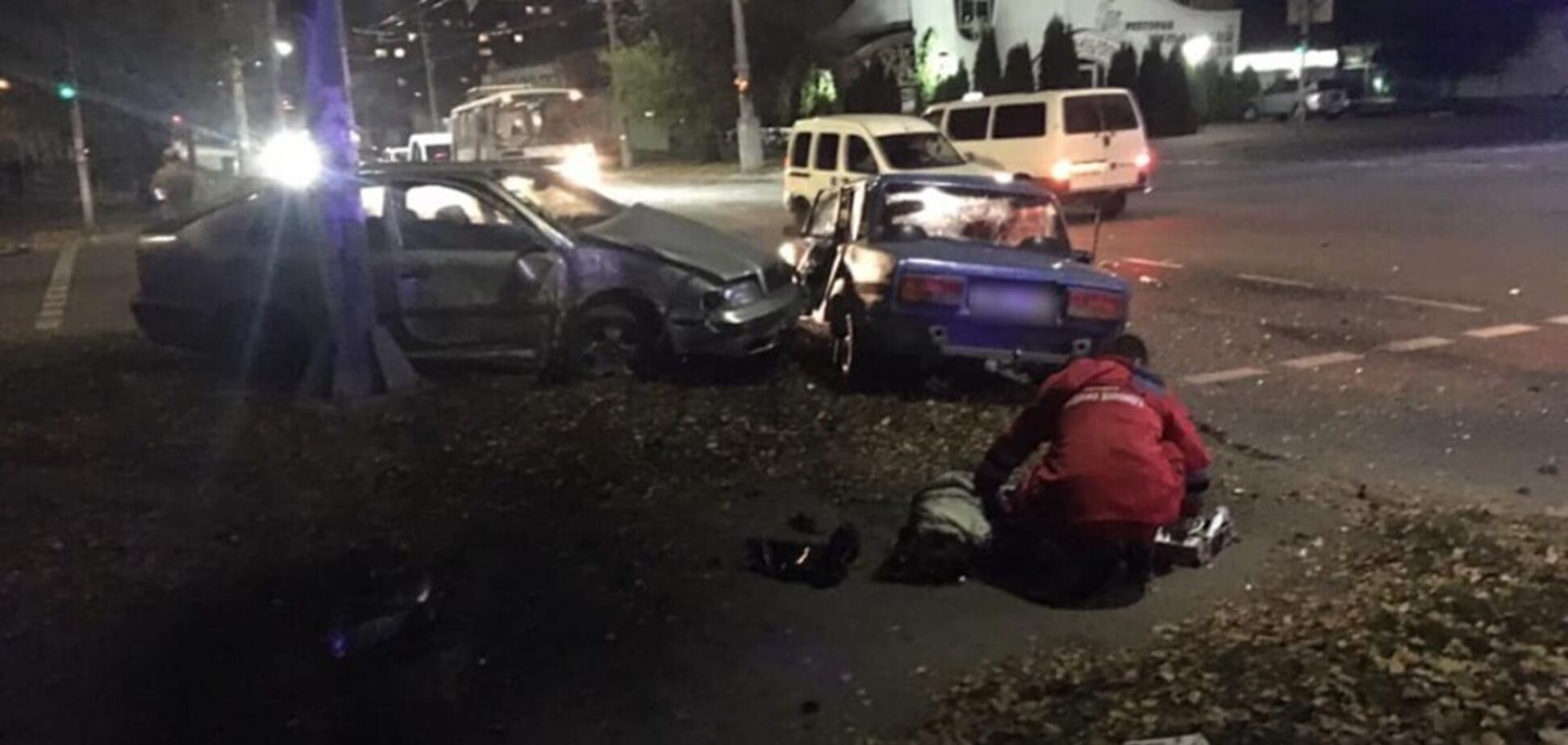 Плакал и звал маму: в Черкассах произошла страшная авария