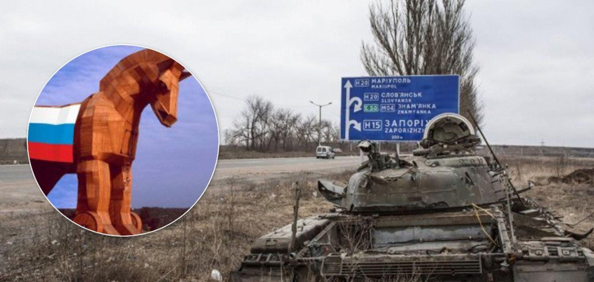 Там люди Януковича: финский журналист предупредил о 'троянском коне' с Донбасса