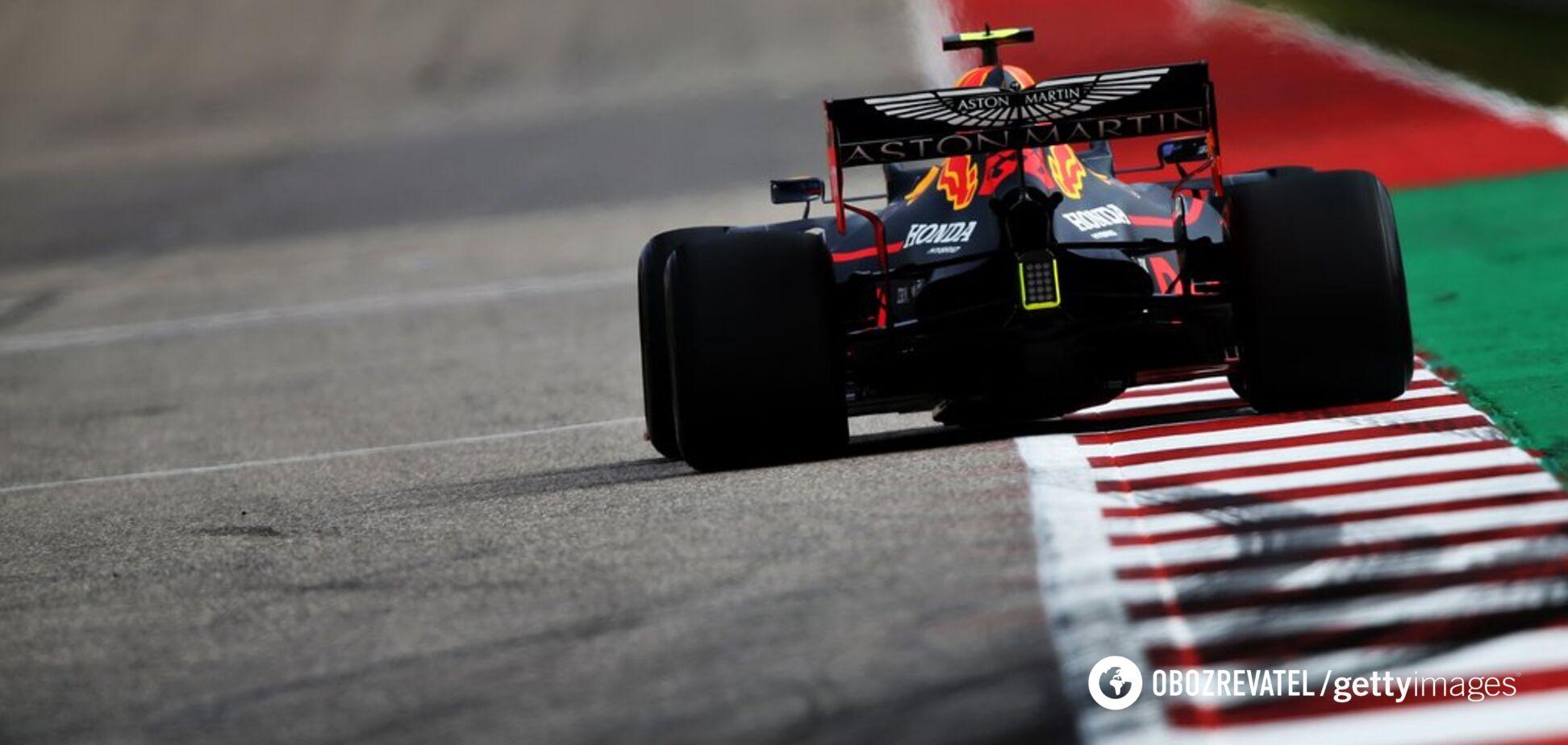 Де дивитися Гран-прі CША: розклад трансляцій Формули-1