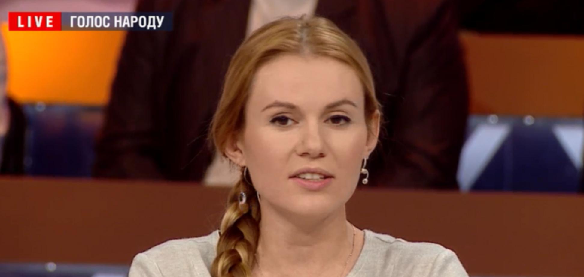 Расплакавшаяся в Раде нардеп от 'Слуги народа' нарушила запрет фракции. Видео