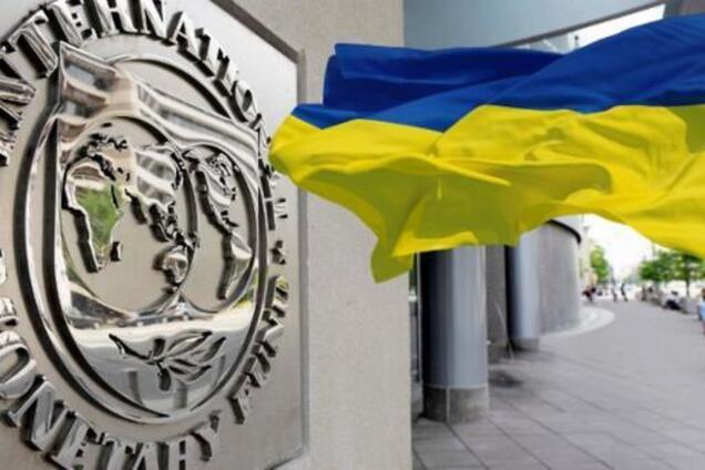 Украина и МВФ, иллюстрация