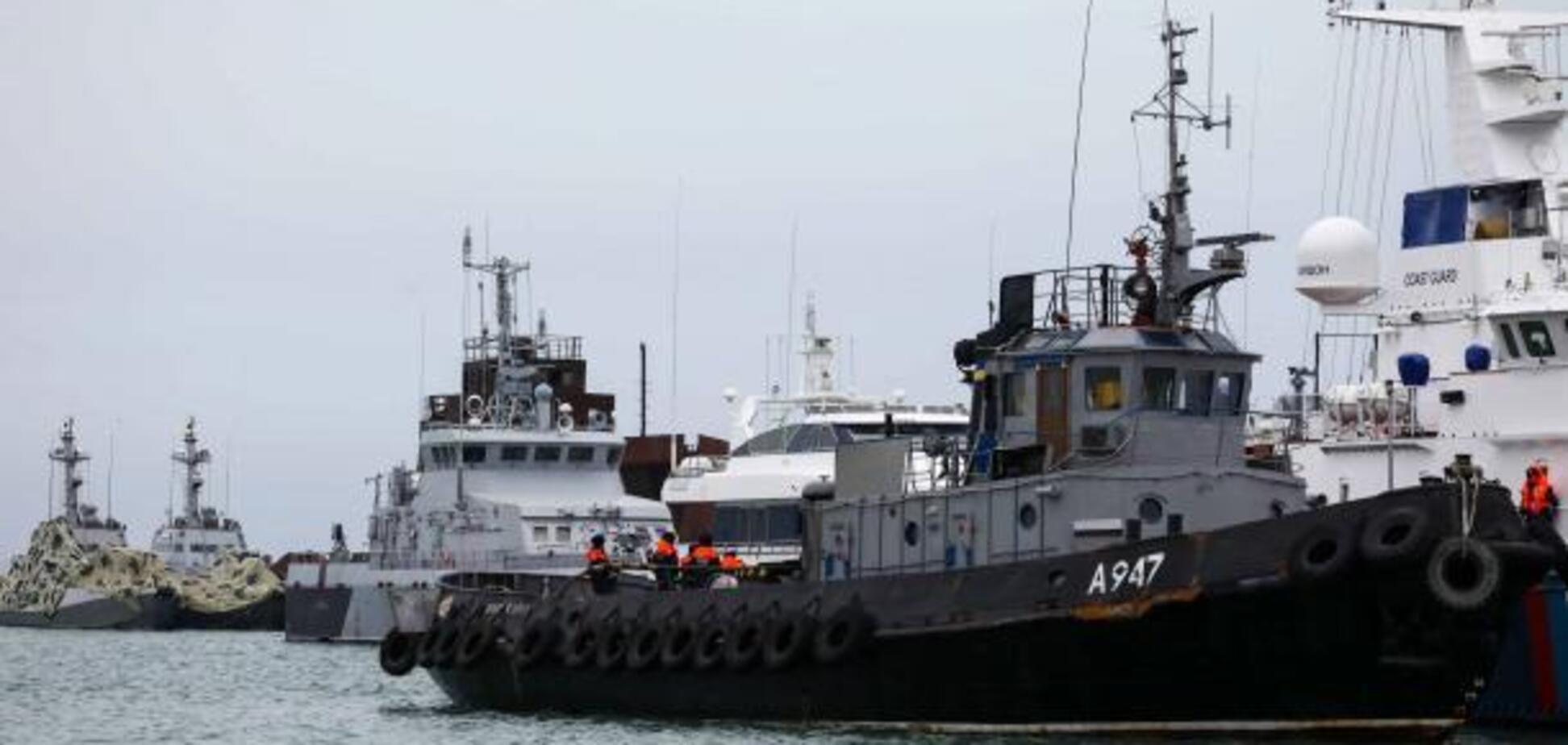 'Россияне угробили корабли, сняли даже унитазы!' ВСУ раскрыли варварство РФ