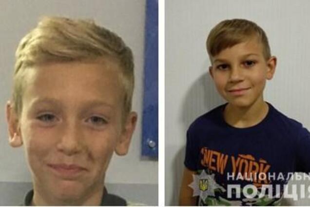 На Киевщине разыскивали двух детей