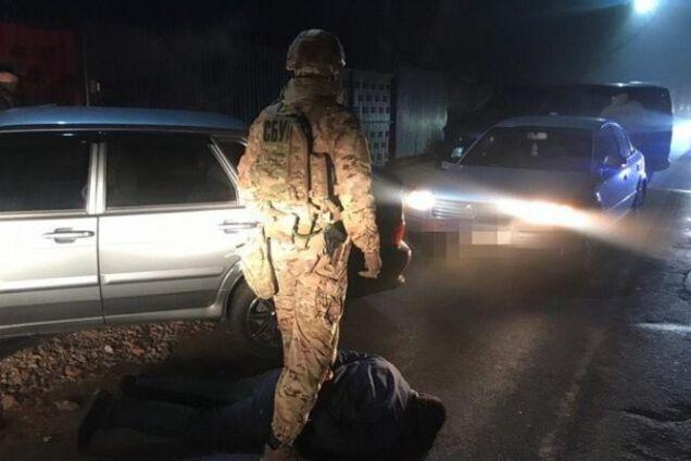 Под Киевом накрыли банду наркоторговцев