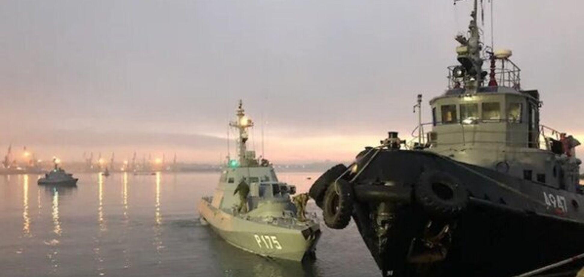 Зеленский встретил в Очакове украинские корабли: о чем говорил