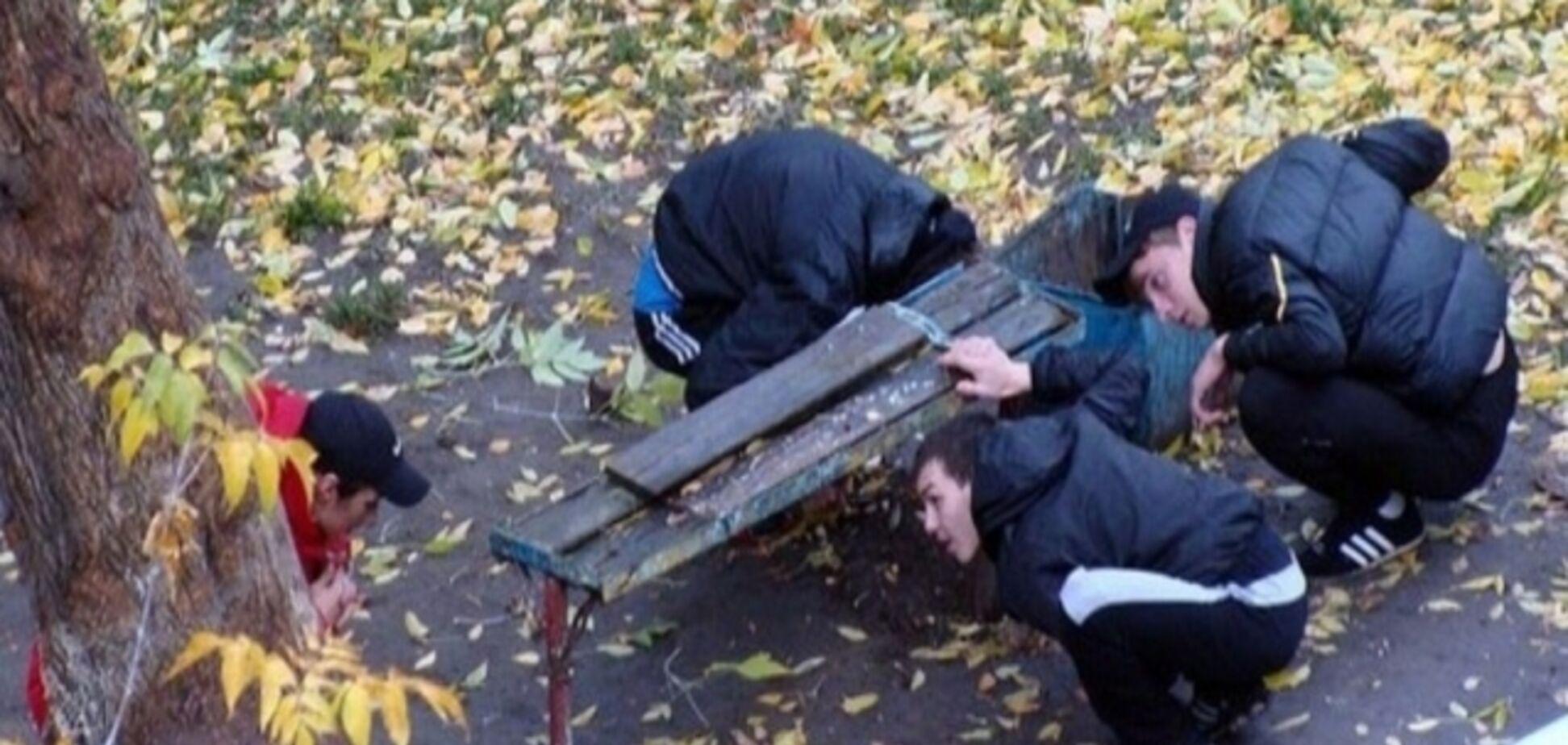 В наркокурьеры берут работать даже 15-летних школьников. Источник: kherson.net.ua
