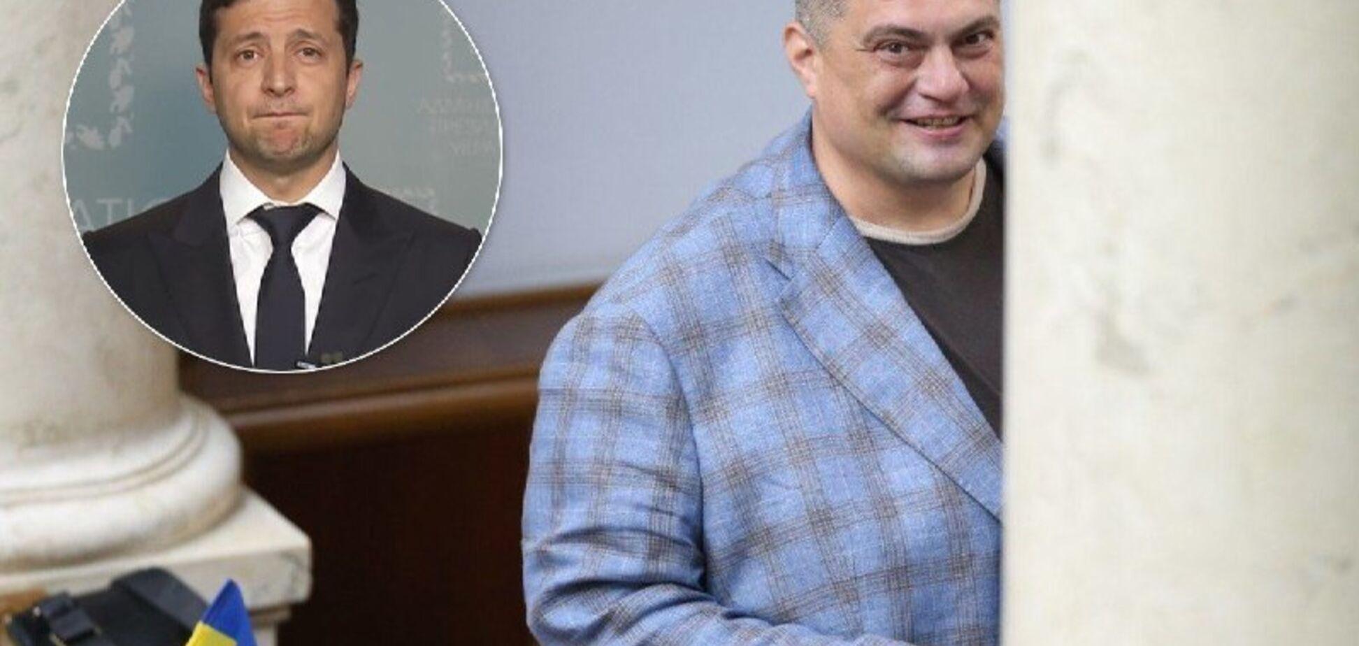 'Юзик' под 'крышей' Зеленского: сможет ли президент наказать оскандалившегося друга