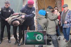 Як рейдери з 'ДНР' захопили ринок в Івано-Франківську і чому їх не бачить місцева поліція