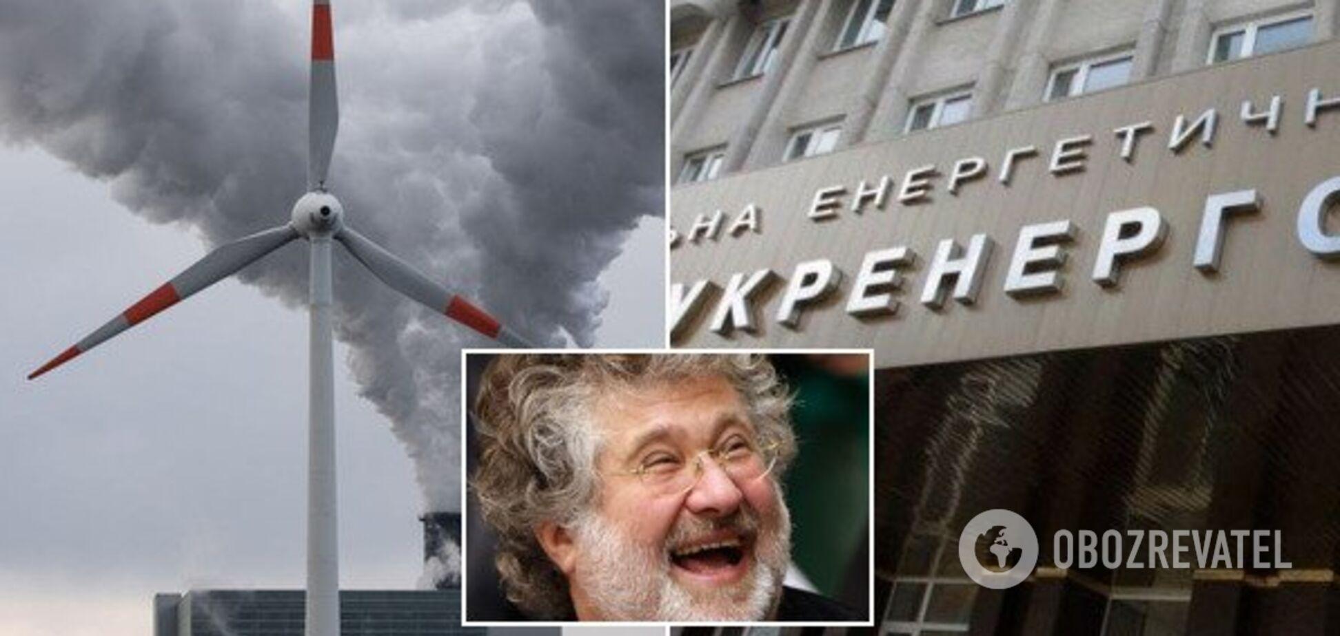 Виплати за 'зеленим тарифом' під загрозою через Коломойського: мільйони заблоковані на рахунках