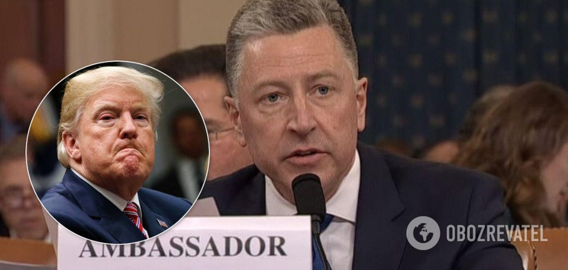 'Большая трагедия': Волкер дал показания в деле об импичменте Трампа