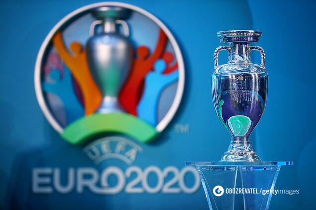 Стало відомо, у яких містах зіграє збірна України на Євро-2020