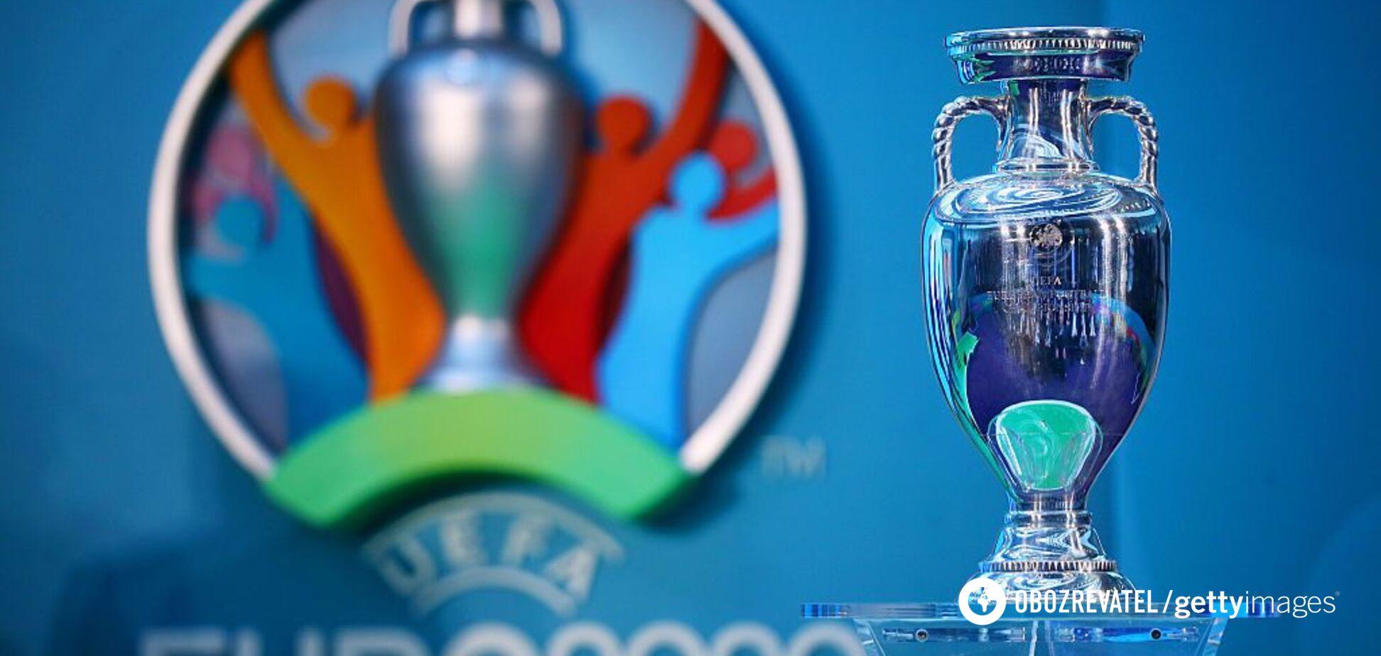 Жеребьевка Евро-2020: стали известны пары стыковых матчей отбора