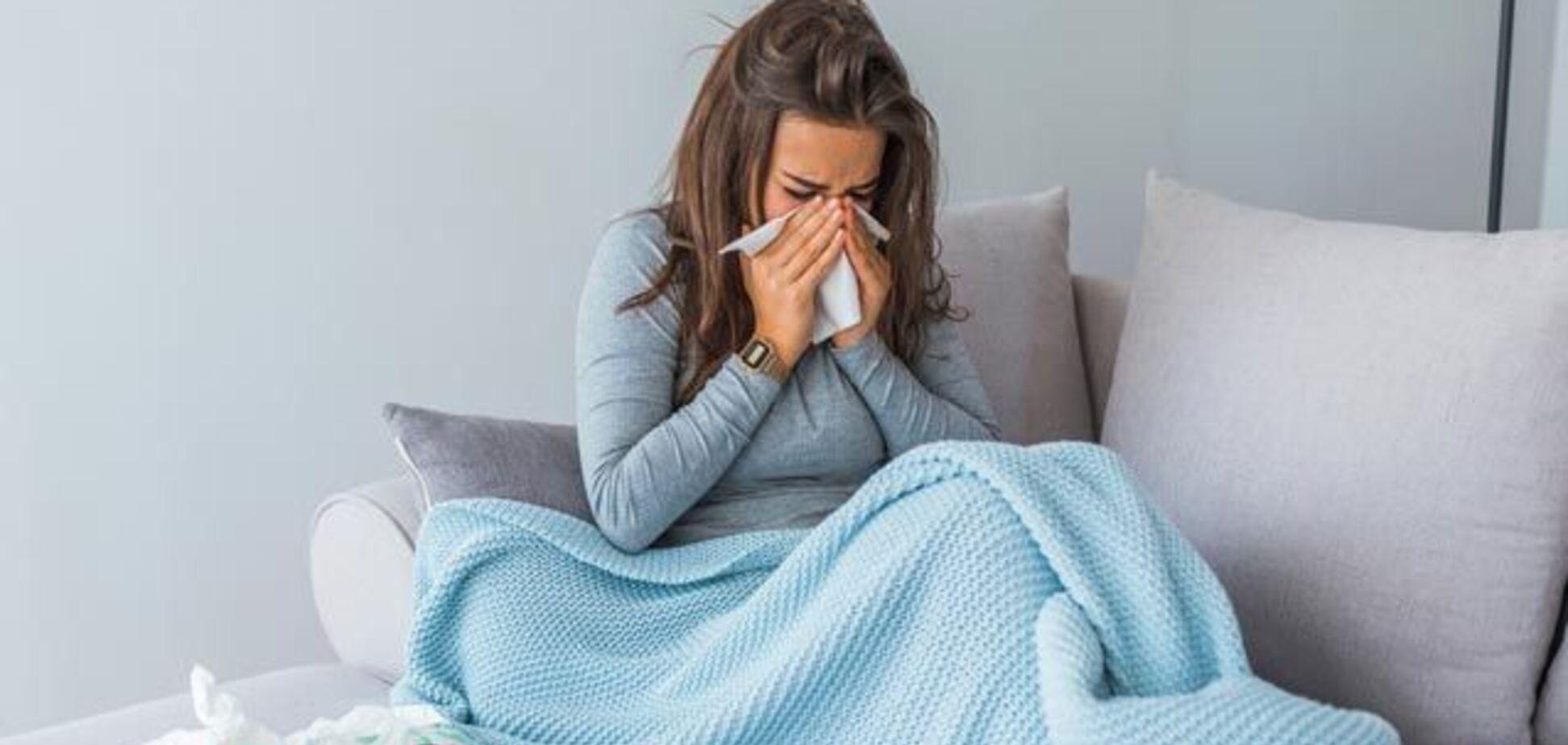 Как лечить грипп и простуду: пять природных средств