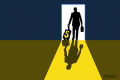 Новые факты о международной коррупции и схеме доведения Украины до банкротства