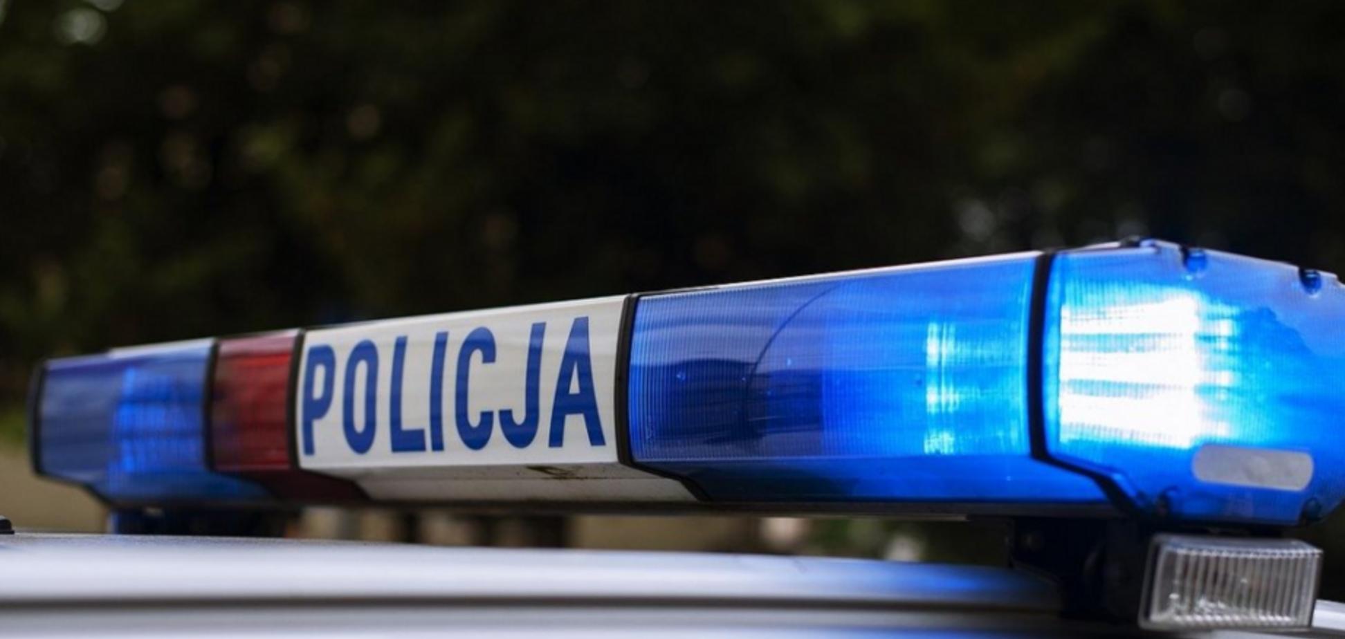 поліція Польщі