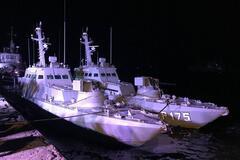 Страшний тюнінг орди: повернуті українські кораблі показали зсередини