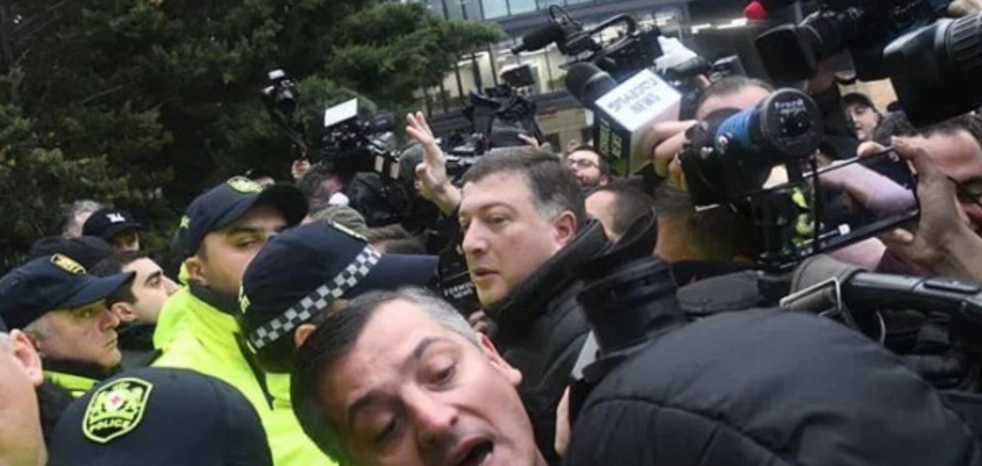 У Грузії розігнали масовий протест: активісти пішли на рішучий крок