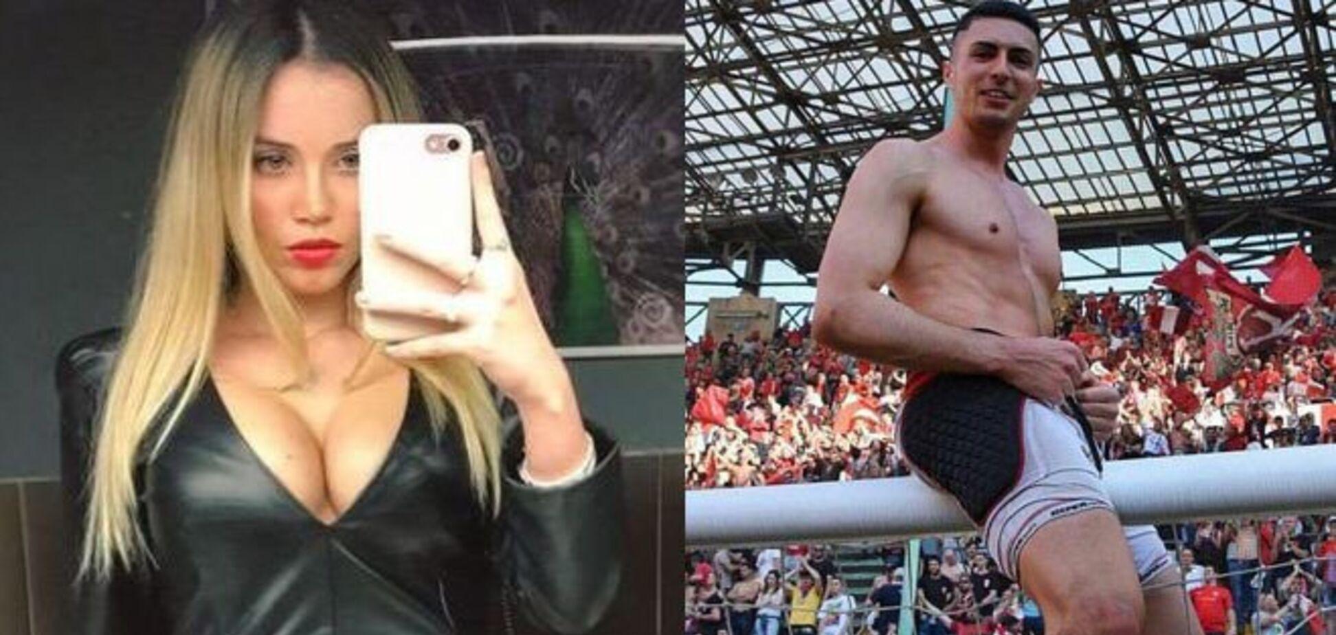 Известный футболист занялся сексом в туалете, попал на видео и был наказан