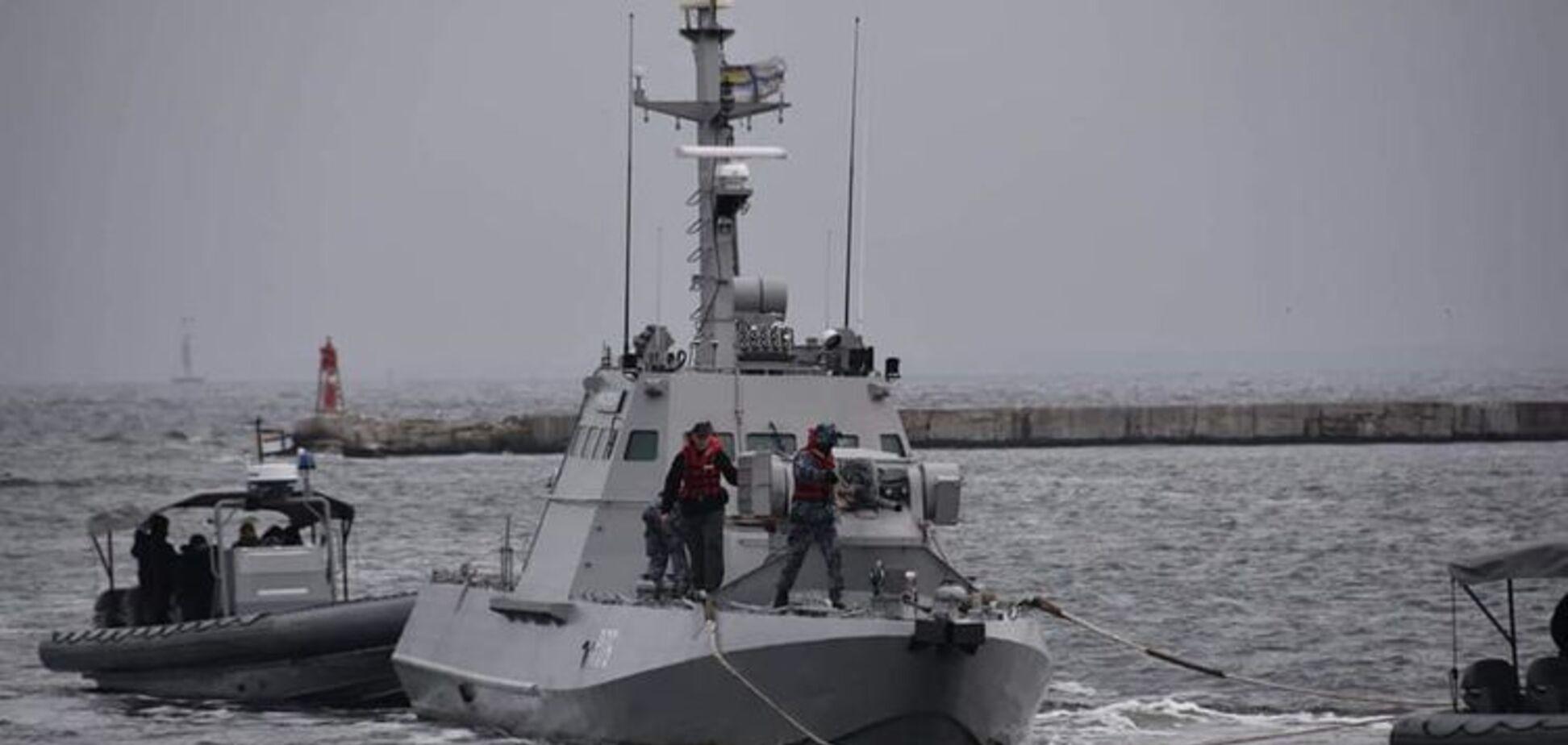 Россия разграбила украинские корабли: появилосьобъяснение