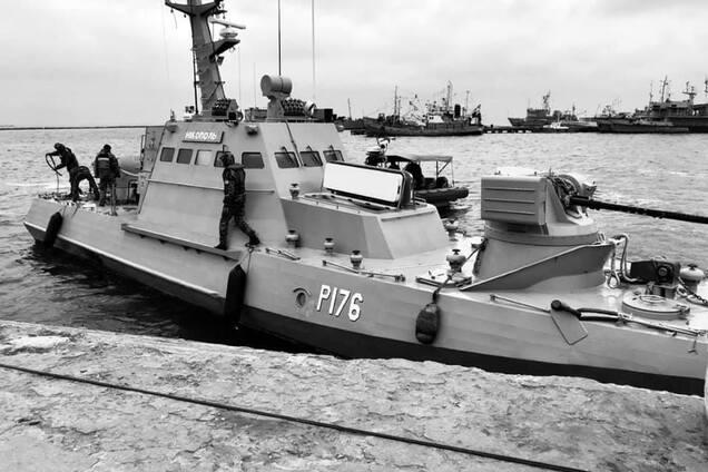 Возвращенные украинские корабли
