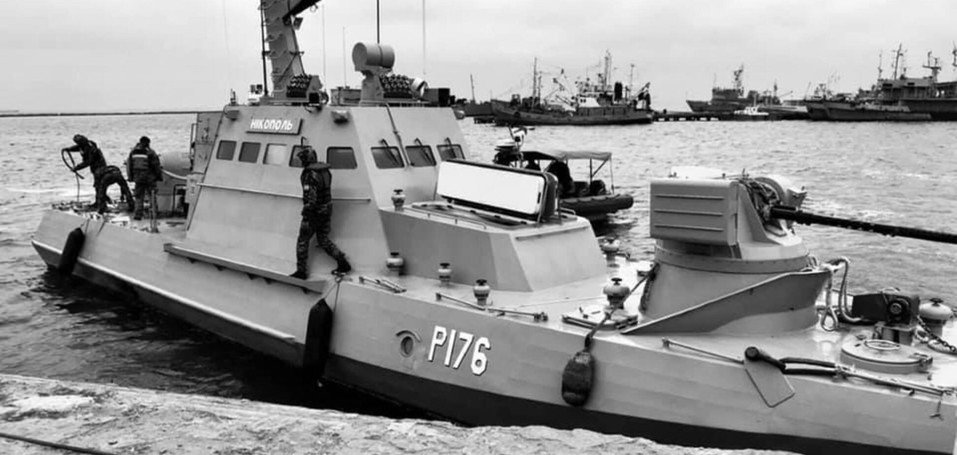 Появился полный список грабежа РФ на украинских кораблях