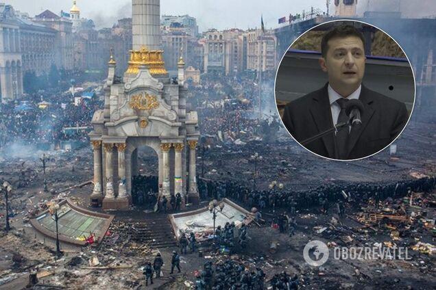Зеленский сделал громкое заявление по делам Майдана