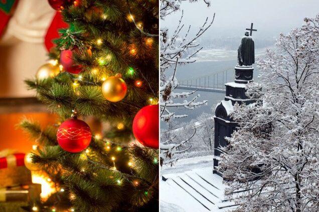 Новый год-2020 в Киеве
