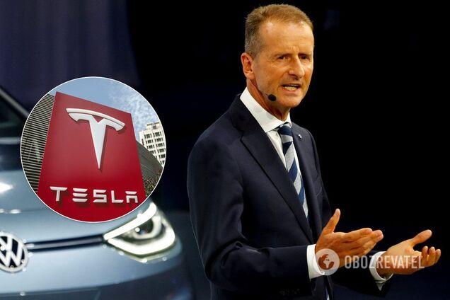 Глава компанії Volkswagen Герберт Дісс