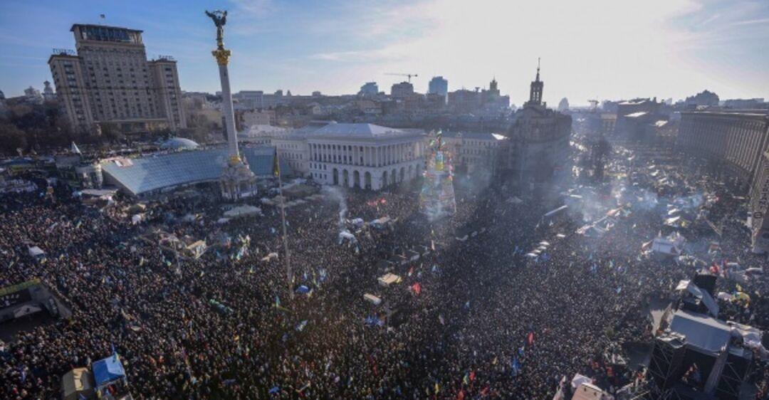 Лариса Волошина: Революція триває, Майдан – лише епізод