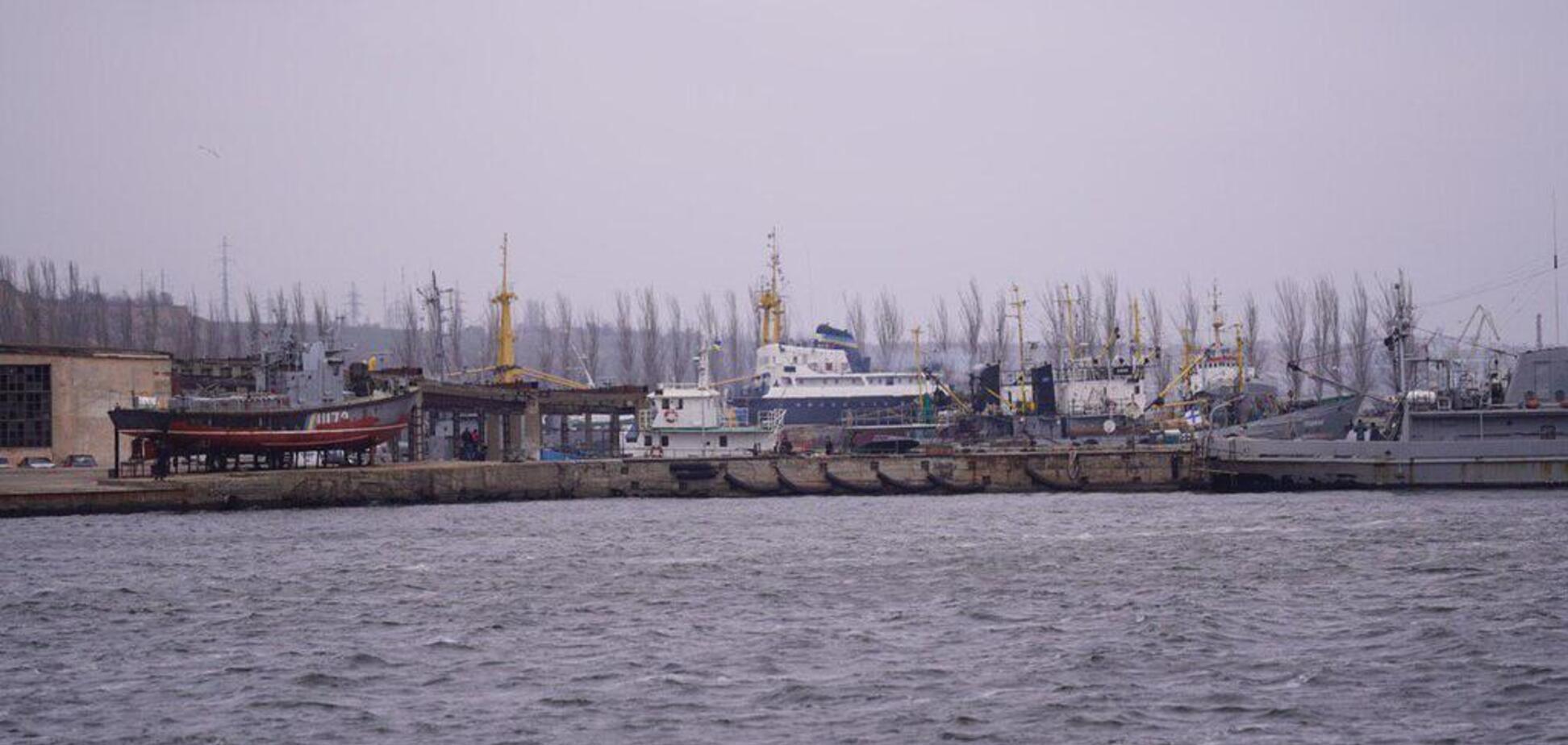 Зеленский пообещал вернуть украденное с украинских кораблей