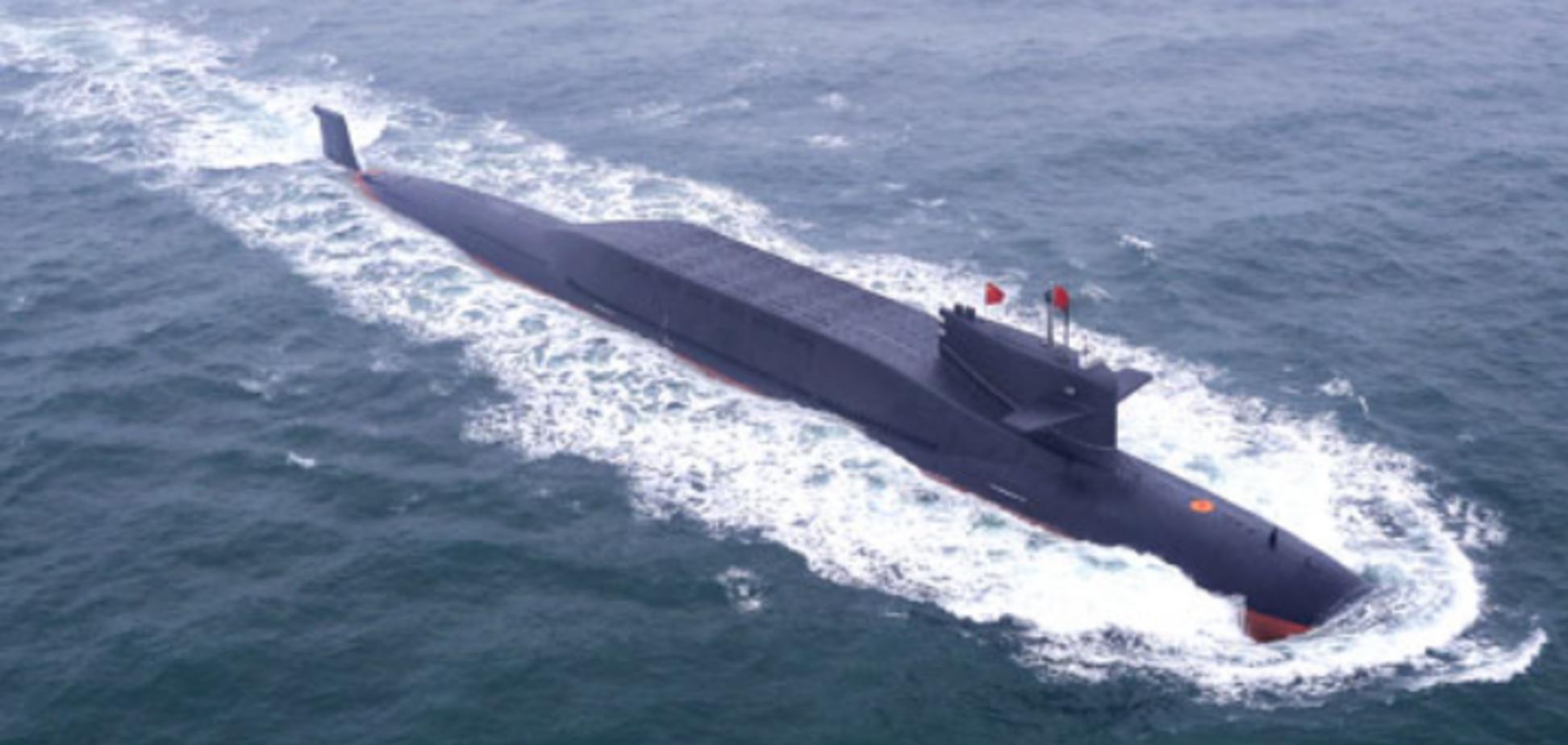У берегов Китая рванула подлодка: зафиксирована радиация