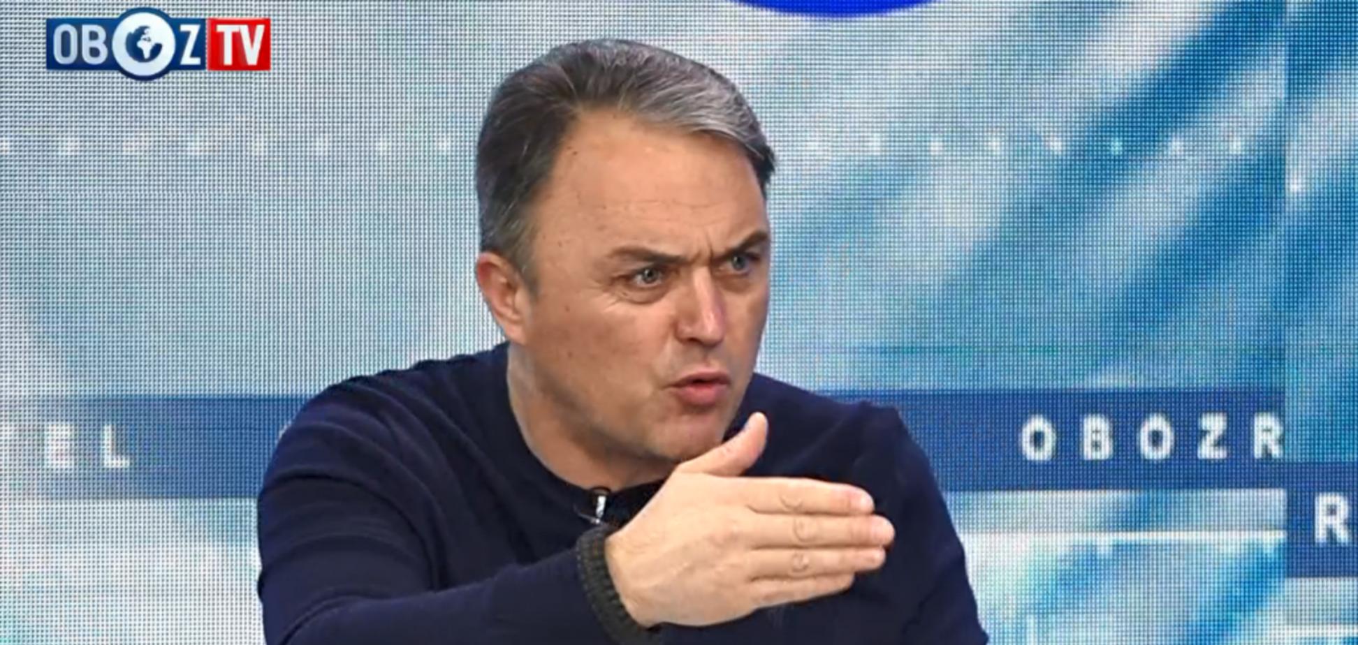 ''Хоче селфі з Путіним'': ветеран АТО пройшовся по ''миротворцю''-Зеленському