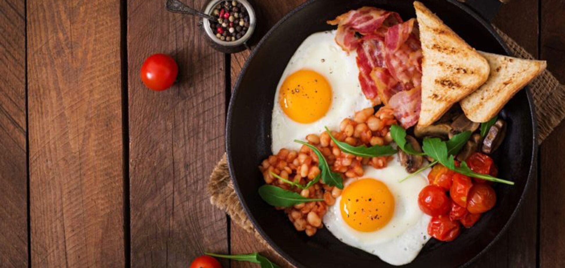 Правильный завтрак – залог хорошего самочувствия