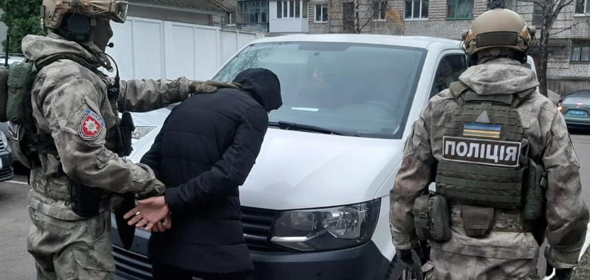 В Украине задержали террориста ИГИЛ из России. Фото