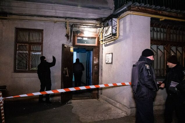 В Киеве прогремел мощный взрыв в жилом доме