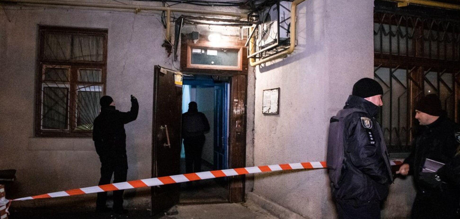 ВКиевепрогремел мощный взрыв в жилом доме