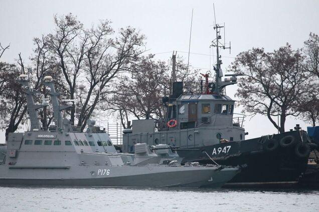 Росія збрехала про унітази на кораблях ВМС