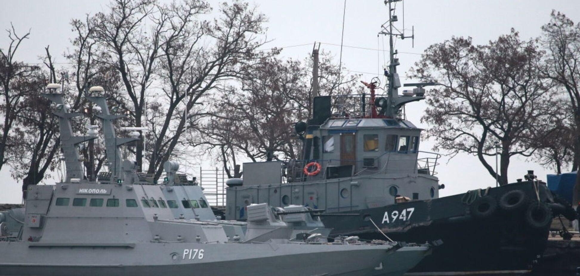 Россия соврала об унитазах на кораблях ВМС