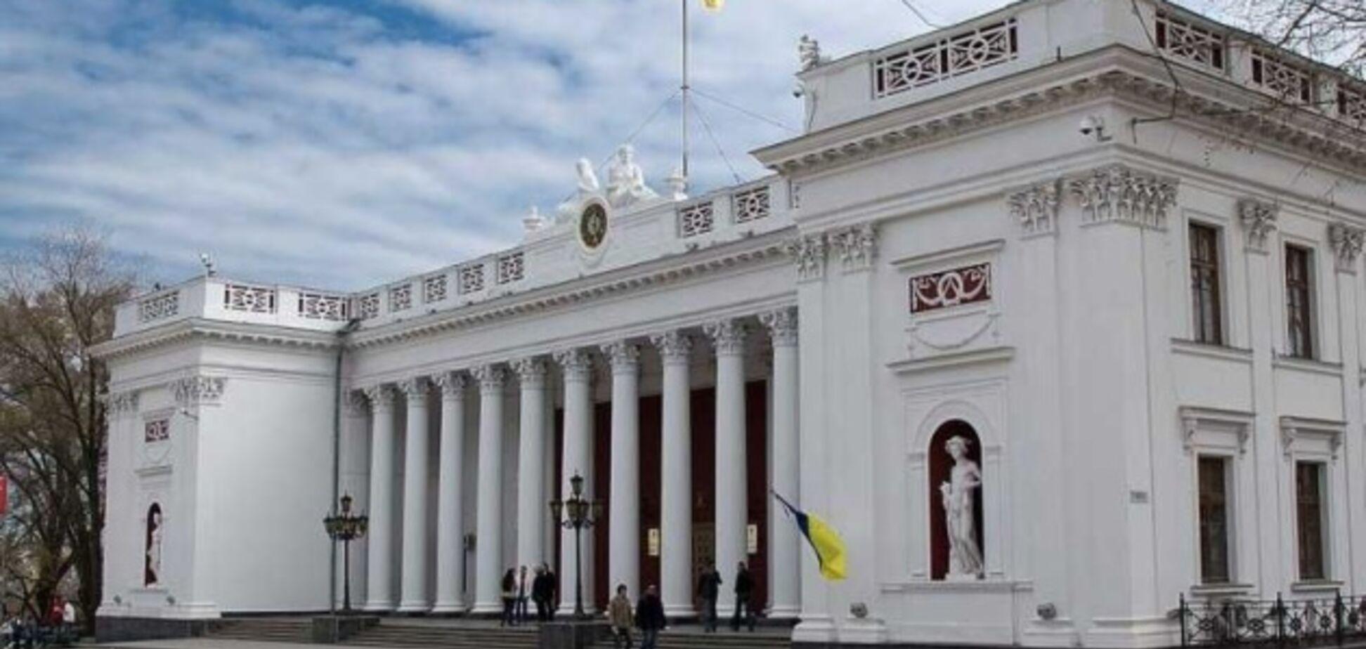 В мэрии Одессы проходят обыски (иллюстративное фото)