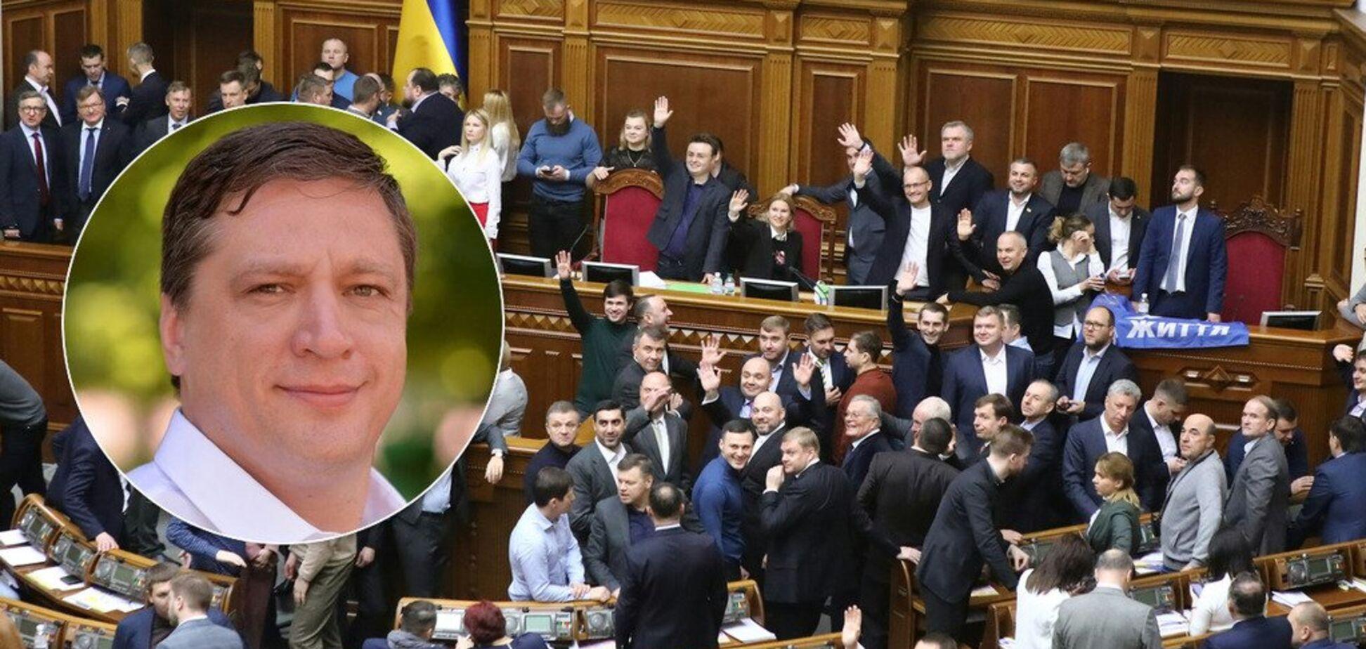 'Як півень на параші... Повинен скласти мандат!'' Що думають нардепи про ґвалтівника Іванісова