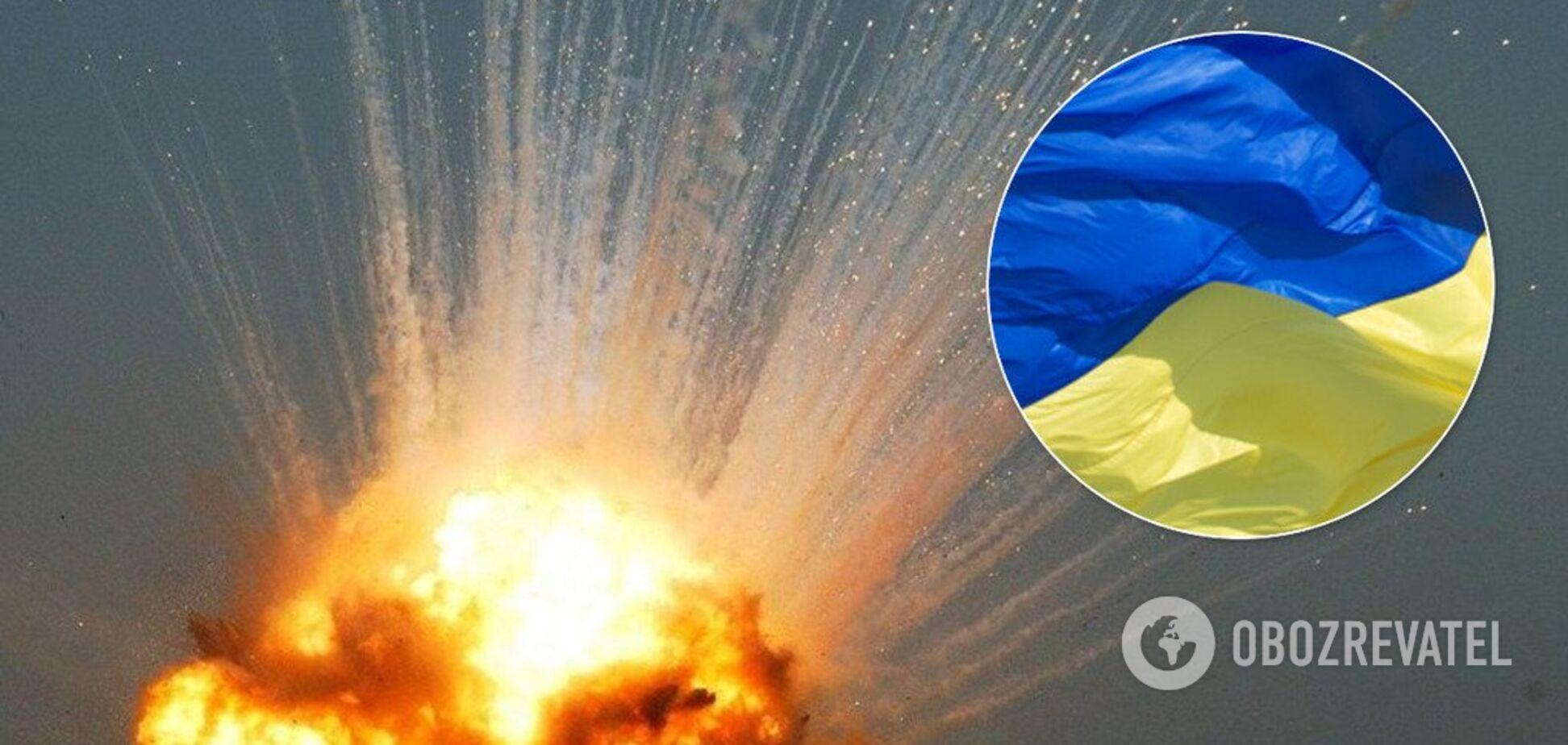 Мины в Украине