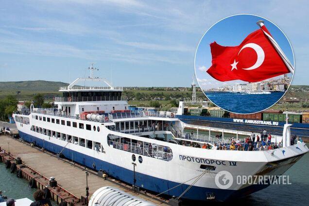 Суда между портами Керчь и Зонгулдак будут ходить раз в неделю