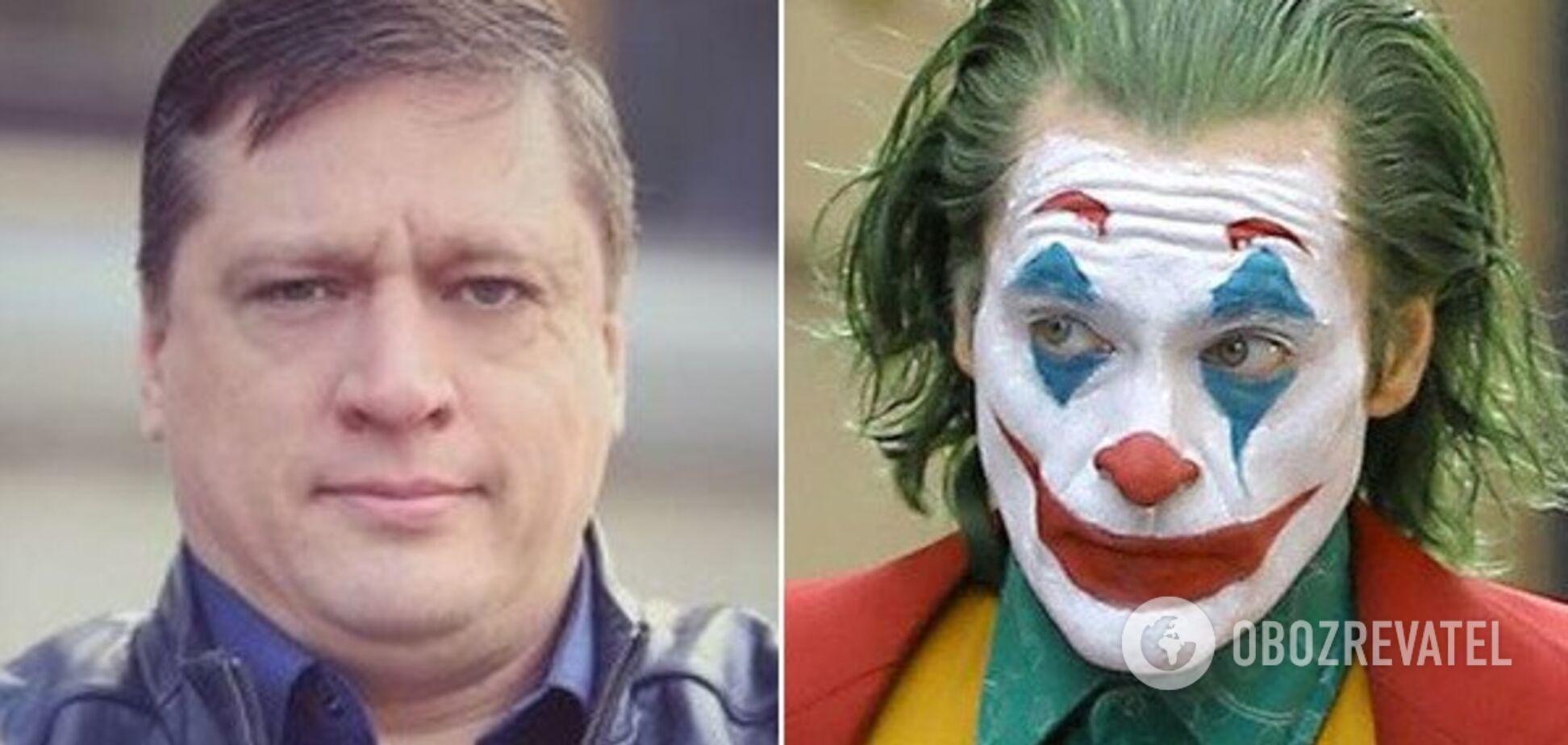 Роман Иванисов и 'Джокер'